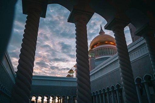 Asia, Travel, Culture, Architecture, Tourist, Old