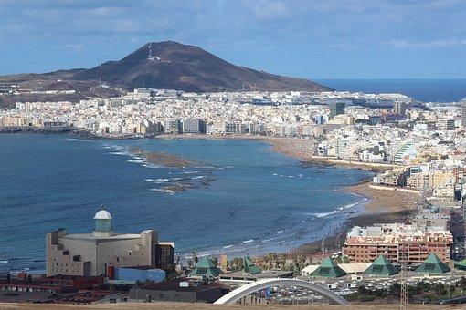 The Quarries, Beach, Las Palmas De Gran Canaria