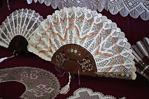 Lace, Bobbin, Creativity, Handmade, Picot, Embroidery