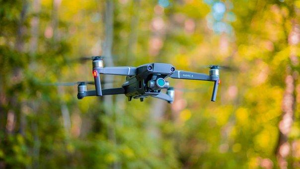 Drone, Dji, Mavic 2, Dji Mavic 2 Zoom, Mavic 2 Zoom