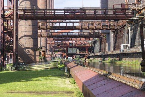 Zeche Zollverein, Eat, Industrial Monument