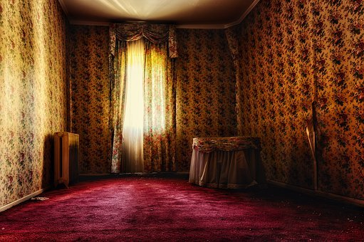 Space, Dark, Mystical, Room, Fantasy, Secret, Nostalgia