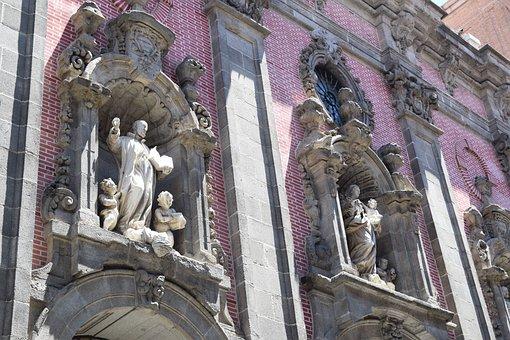 Statue, Church, Religion, Figure, Jesus, Faith