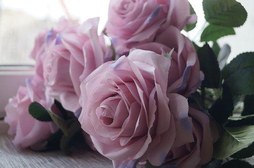 Flower, Plastblomma, Decoration, Artificial