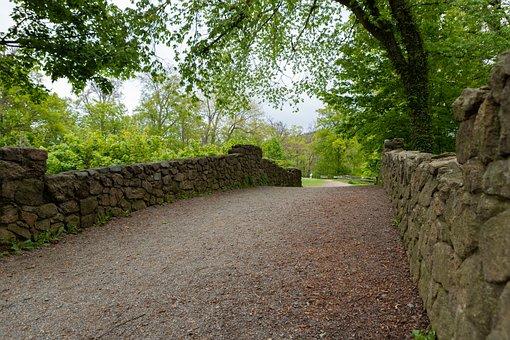 Stone, Bridge, Water, River, Architecture, Landscape