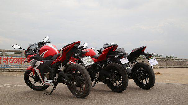Motorcycle, Bike, Motorbike, Motocross, Sport, Speed