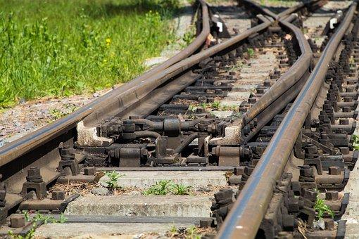 Narrow Gauge Railroad, Rails, Railway Arrow, Railways
