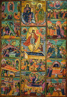 Icon Of The 12 Great Feasts, Icon, Religion