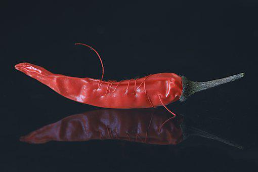 Chilli, Pods, Sharp, Red, Pepperoni, Sharpness, Fiery