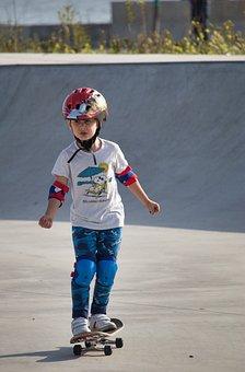 Skate, Skateboard, Skateboarding, Skateboarder, Skater