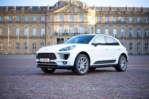 Porsche, Porsche Macan, Auto, Sports Car, Sport