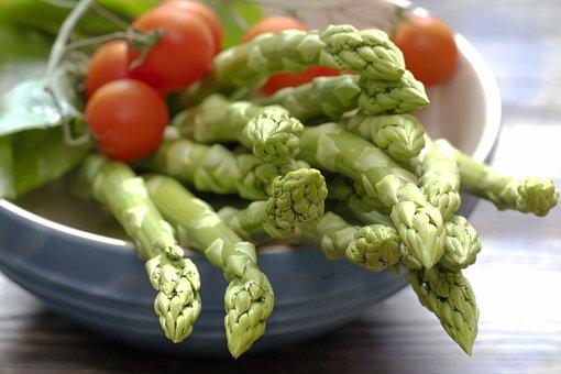 Asparagus, Cheri, Summer, Just Retsert