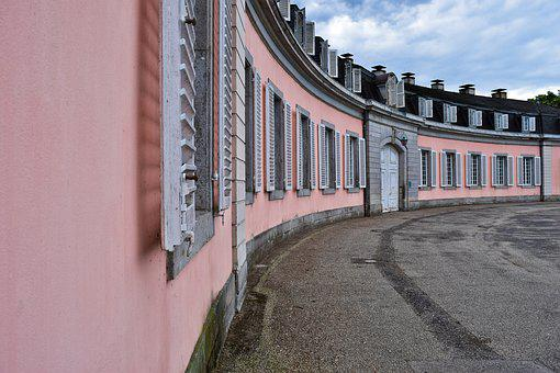 Architecture, Castle, Historically, Building