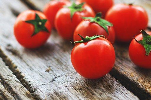 Tomatoes, Tomato, Cherry, Cherry Tomato, Vegetables