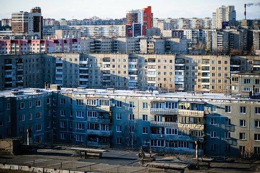 Ghetto, City, Urban, Underground, Chelyabinsk, Russia