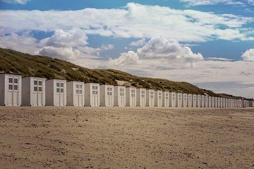 Beach, Beach House, Summer, Vacations, Coast, Sea