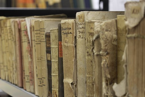 Books, Archive, Library, Old, Book, Knowledge, Reading