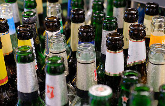 Bottles, Empties, Glass, Deposit System, Recycling