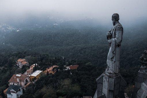 Saint, Statue, Catholic, Sculpture, Prayer, Holy, Pray