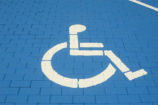 Parking, Disabled, Disability, Wheelchair, Sign, Symbol