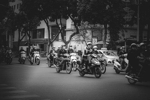 Street, Transportation, Traffic, Road, Travel, City