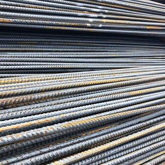 Construction, Iron, Steel, Metal, Housebuilding