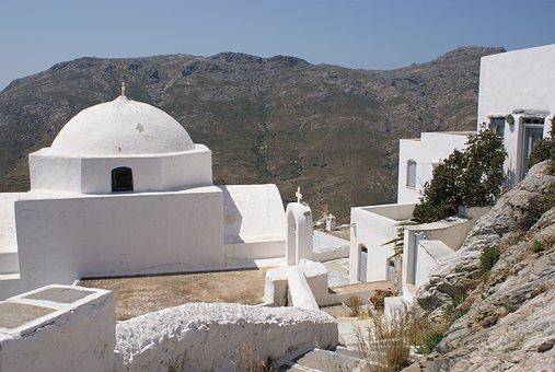 Church, Cyclades, Greece, Serifos, Island