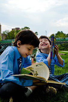 Emotions, Laughter, Smile, Kids, Read, Boys, Students