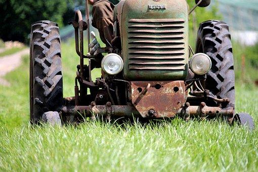 Steyr, Tractors, Old, Nostalgic, Landtechnik, Oltimer