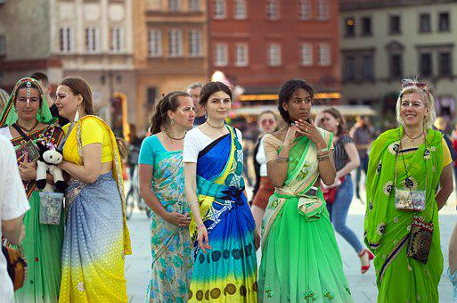 People, Women, Costumes, Popular, Traditional, Tourists