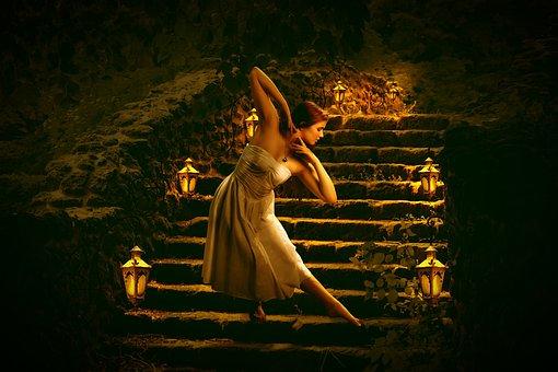 Woman, Ballerina, Ballet, Dance, Dancer, Beauty