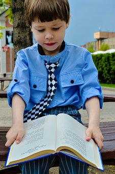 Boy, Book, Reads, Books, Baby, Read, Reading, Training