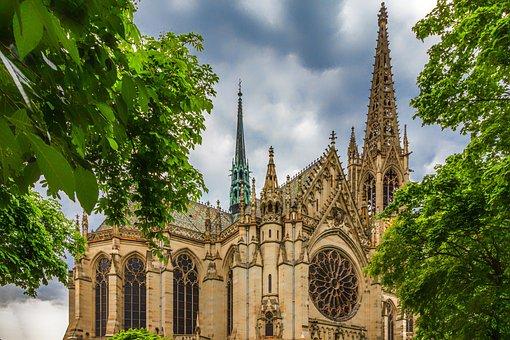 Gedächtniskirche, Speyer, Germany, Church, Tourism