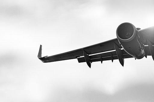 Airplane, Aerial, Plane, Aircraft, Flight, Aviation
