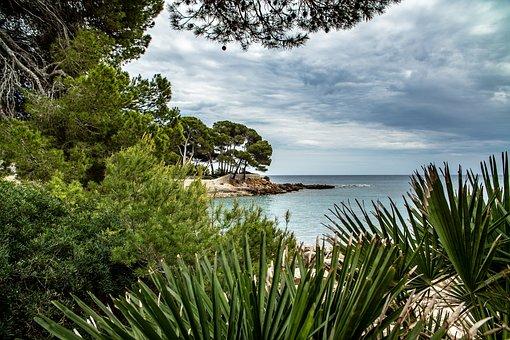 Nature, Sea, Water, Ocean, Blue, Landscape, Sky