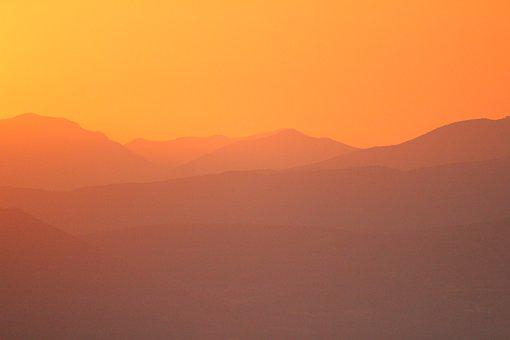 Sunset, Majorca, Island, Holiday, Summer