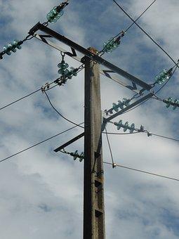 Telephone Pole, Communication, Telecommunications