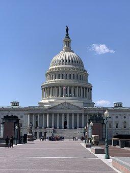 Us Capitol, United States Capitol, Capitol, Washington