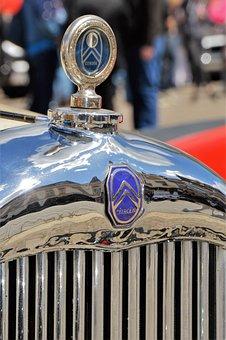 Citroën, Mark, Car, Automobile, Vehicle, Classical