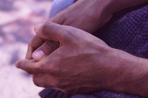 Hands, Man, Person, Skin, Adult, Male, Calm, Worker