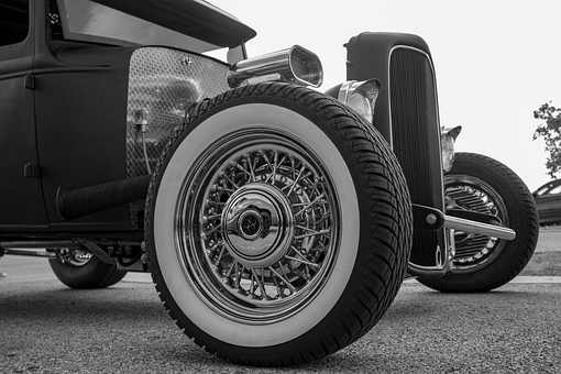 Hot Rod, Custom Car, Car, Custom, Classic, Automobile