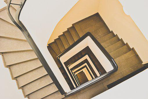 Staircase, Architecture, Stairs, Interior, Window