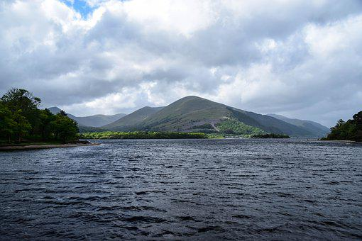 Scotland, Loch Lomond National Park, Nature, Landscape