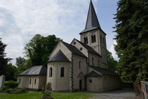 Nicholas, Sky Spirit, Romanesque Church