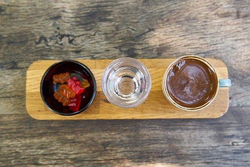 Turkish Coffee, Coffee, Caffeine, Fal, Glass, Cup, Pain