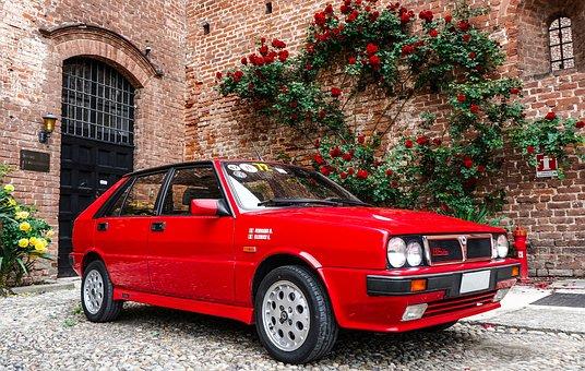 Lance, Machine, Rossa, The Italian Machine