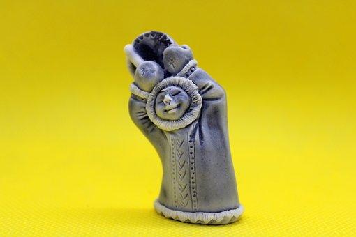 Statuette, Netsuke, Toy, Sculpture, Collection