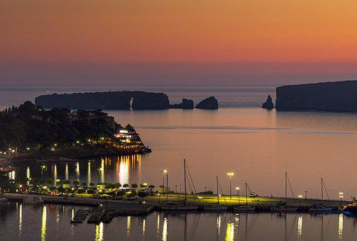 Sea, Summer, Pylos, Greece, Water, Vacation, Nature