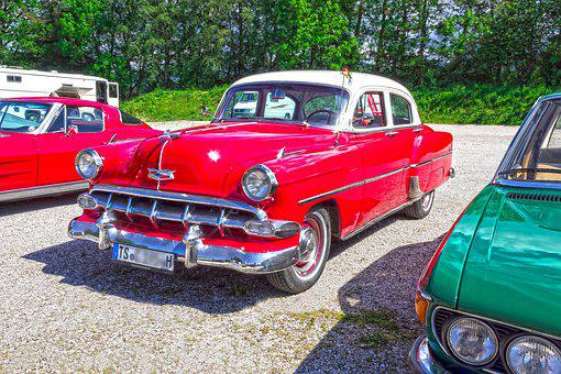 Chevrolet, Auto, Chevy, Classic, Vintage, Automotive