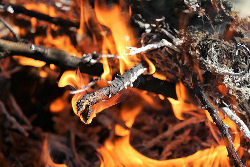 Careful With Fire, Burning, Hot, Flame, Heat